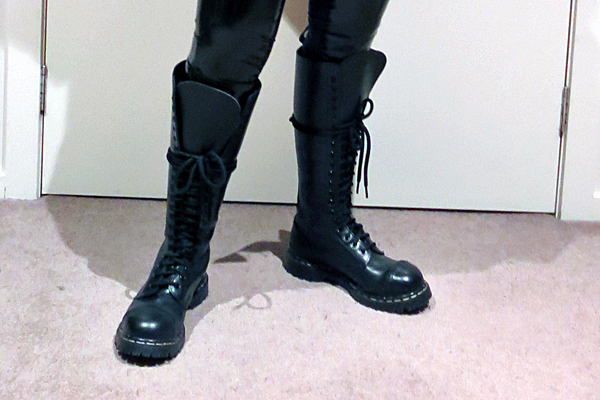 Gripfast boots