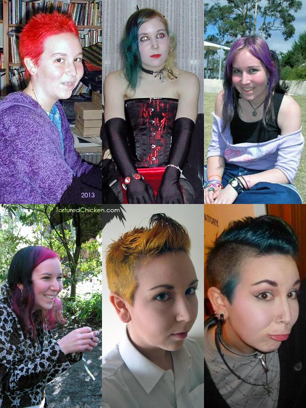 I was also a blotchy dork with no idea how to make-up.