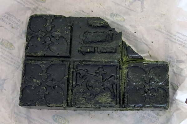 henna block