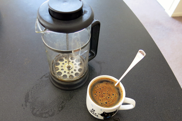 This is not coffee.