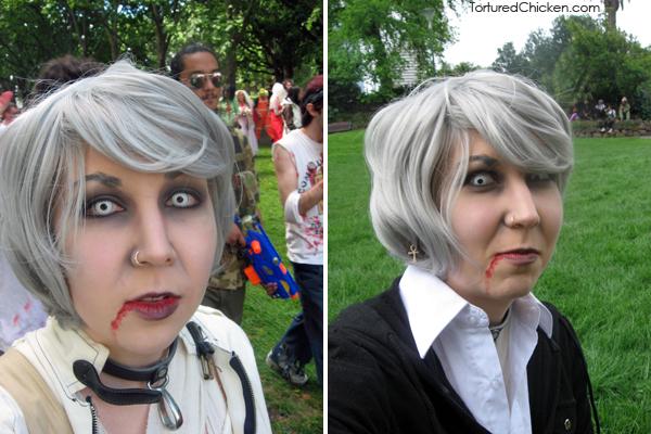 Zombie Shuffle 2011