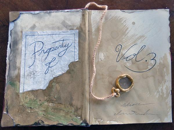 Journal 3 inside cover.