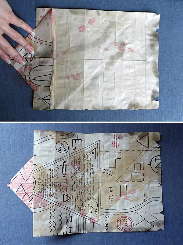 map/hat folding 2