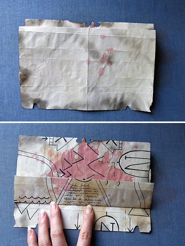 map/hat folding 4