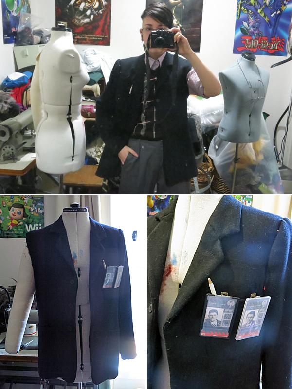 jacket progress