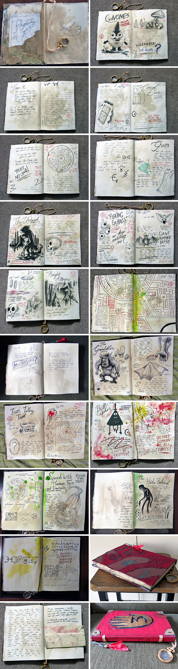 Journal #3 pages.
