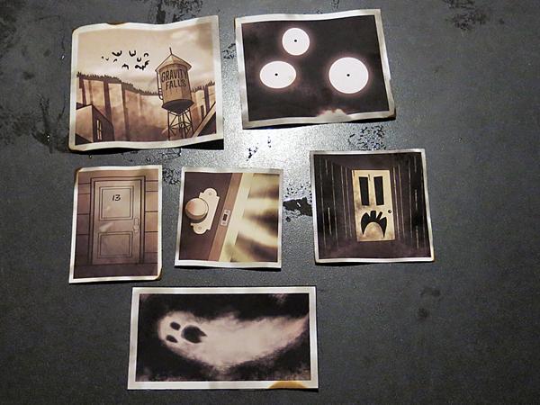 Printed photos.