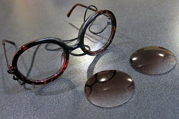 lenses and frames