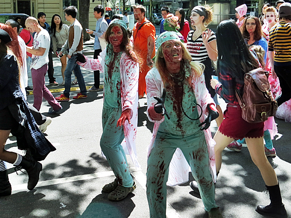 surgical zombies