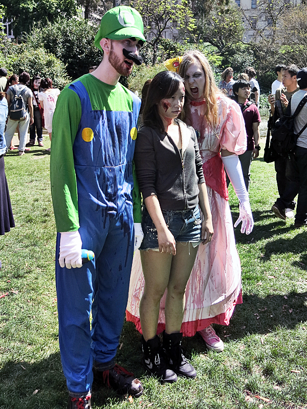 Nintendo zombies
