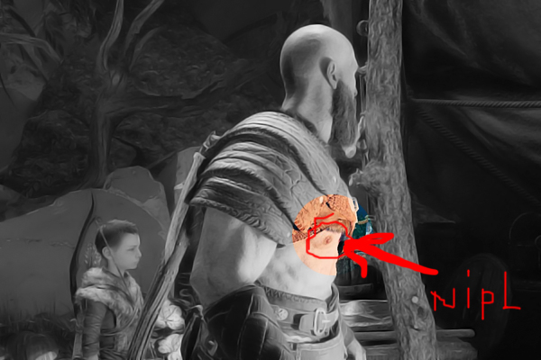 Kratos is a DILF.